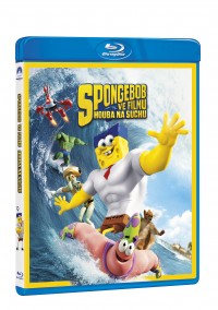 Spongebob ve filmu: Houba na suchu (SpongeBob SquarePants: Sponge Out Of Water, 2015) (Blu-ray)