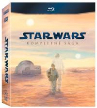 Hvězdné války - kompletní sága (Star Wars - The Complete Saga, 1977)