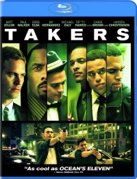 Gangsteři (Takers, 2010) (Blu-ray)