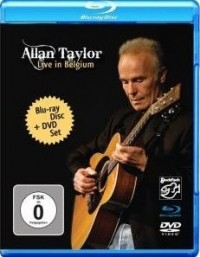 Taylor, Allan: Live in Belgium (2007)