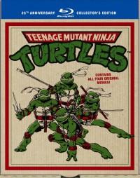 Teenage Mutant Ninja Turtles Film Collection (2009)