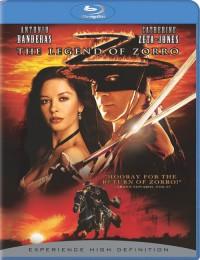 Legenda o Zorrovi (Legend of Zorro, The, 2005)