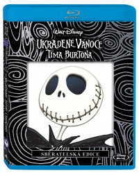 Ukradené Vánoce Tima Burtona / Ukradené Vánoce (Nightmare Before Christmas, The, 1993)