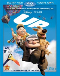 Vzhůru do oblak (Up, 2009) (Blu-ray)