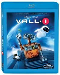 VALL-I (WALL-E, 2008) (Blu-ray)