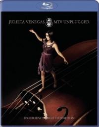 Venegas, Julieta: MTV Unplugged (2008)