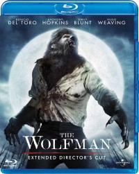 Vlkodlak (Wolfman, The, 2010) (Blu-ray)