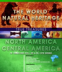 World Natural Heritage, The: North America / Central America (2010)