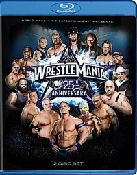 WWE: WrestleMania XXV - 25th Anniversary (2009)