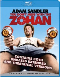 Zohan: Krycí jméno Kadeřník (You Don't Mess with the Zohan, 2008)