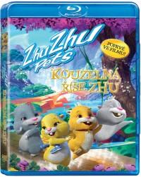 Zhu Zhu Pets: Kouzelná říše Zhu (Zhu Zhu Pets: Quest of Zhu, 2011)