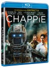 Blu-ray film Chappie (2015)