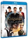 Blu-ray film Kingsman: Tajná služba (Kingsman: Secret Service, 2015)