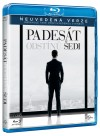 Blu-ray film Padesát odstínů šedi (Fifty Shades of Grey, 2015)