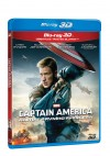 Blu-ray film Captain America: Návrat prvního Avengera (Captain America: The Winter Soldier, 2014)