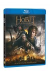 Blu-ray film Hobit: Bitva pěti armád (Hobbit: The Battle of Five Armies, 2014)