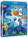 Blu-ray film Rio 2 (2014)