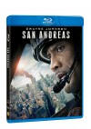 Blu-ray film San Andreas (2015)