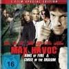 Max Havoc: Dračí kletba / Ohnivý kruh (Max Havoc: Curse of the Dragon / Ring of Fire, 2006)