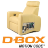 Technologie D-Box: Exkluzivní pohled