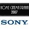 Home Cinema Praha 2007: Sony