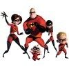 Úžasňákovi (The Incredibles, 2004) - Blu-ray trailer