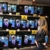 Prodej LCD televizí poprvé poklesl
