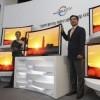 Samsung následuje LG a útočí na Koreu zahnutými OLED televizory