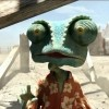 Rango a ILM - digitln animace (video)