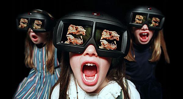 3D - křik :-)
