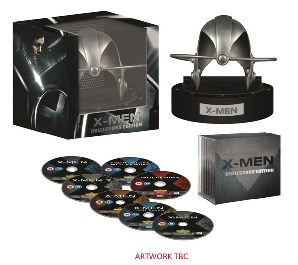 X-Men: Complete Collection (Blu-ray)