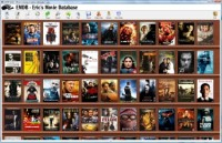 Erik´s Movie Database