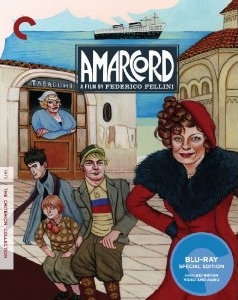 Amarcord Blu-ray (Criterion)