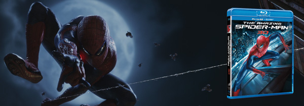 The Amazing Spider-Man na Blu-ray
