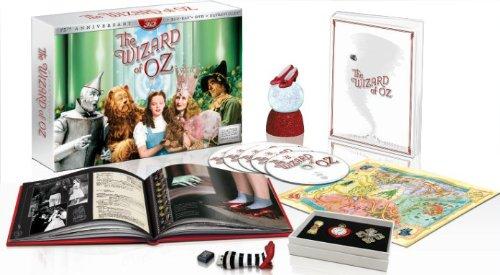 Čaroděj ze země Oz (Blu-ray 3D kolekce)