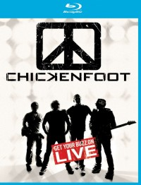 Chickenfoot: Get Your Buzz On - Live (Blu-ray)