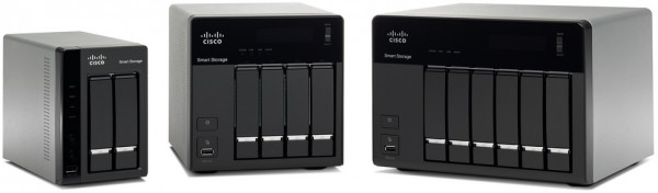 Cisco Smart Storage NSS 300