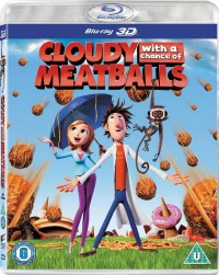 Zataženo, občas trakaře (Cloudy With a Chance of Meatballs, 2009) - Blu-ray 3D