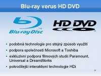 Blu-ray versus HD DVD