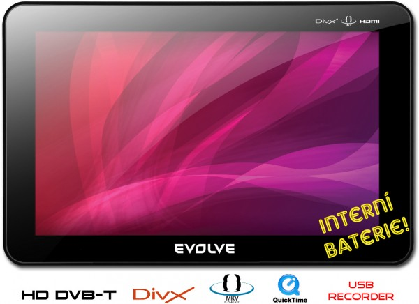 Full HD TV Evolve Fantasy