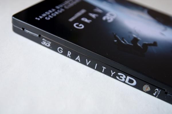 Gravitace (Blu-ray - futurepak)