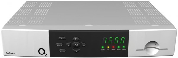 Set-top-box iCAN 3800TW (O2TV)