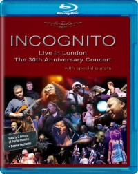 Incognito: Live in London - The 30th Anniversary Concert (Blu-ray)