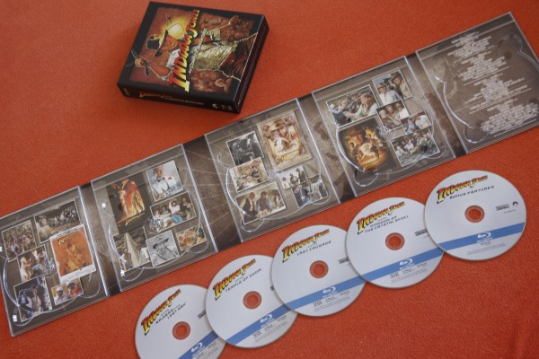 Indiana Jones (Blu-ray)
