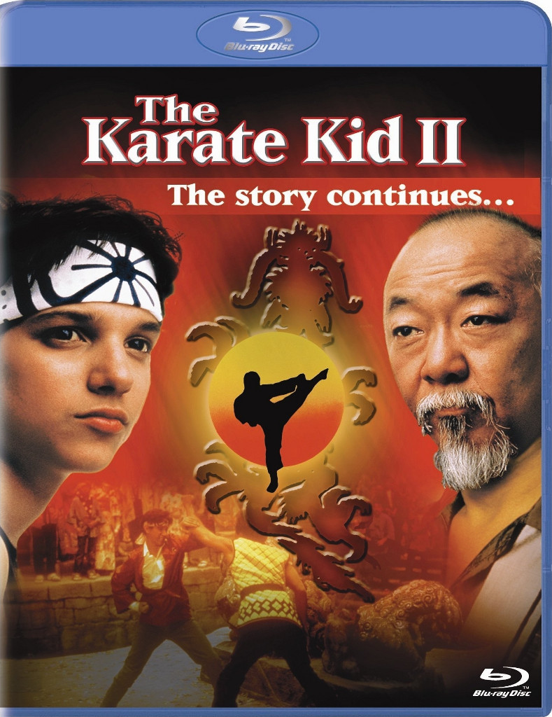 The Karate Kid Part 2 2