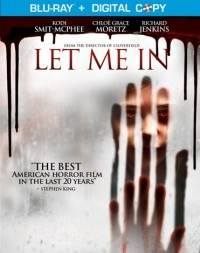 Let Me In (2010) (Blu-ray)