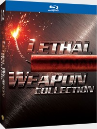 Lethal Weapon Collection (2010) - Blu-ray