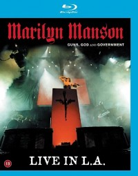Marilyn Manson: Guns, God and Government - Live in L.A. (Blu-ray)