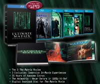 The Ultimate Matrix Collection (Blu-ray) - leták