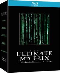 The Ultimate Matrix Collection (Blu-ray)
